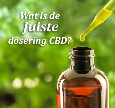 CBD-dosering