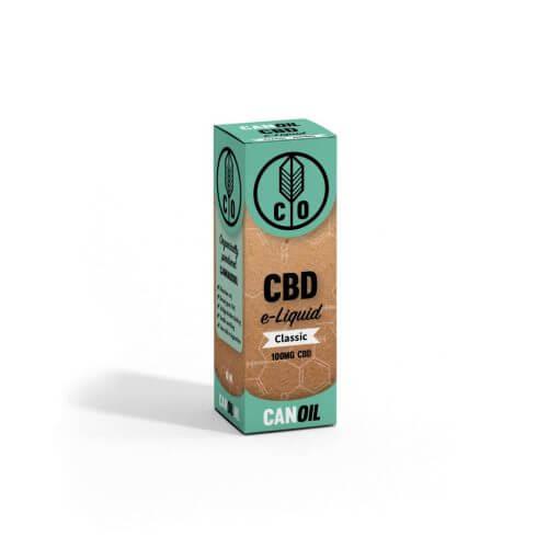CBD E-liquid Classic