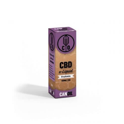 CBD E-liquid fruitmix