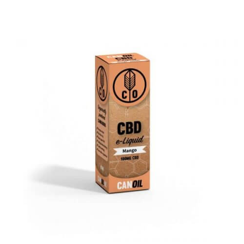 CBD E-liquid mango