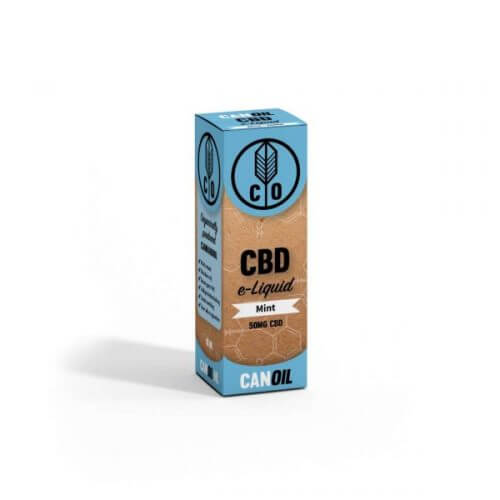 CBD E-liquid mint